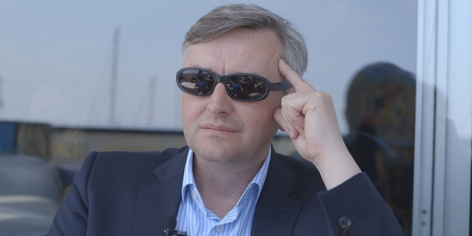 image of the High Tech Barbarians: An Interview with Sergei Loznitsa