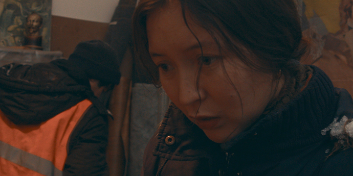 image of the Cannes 2018. Correspondences #11: The Dead, the Kyrgyz, and the Writer