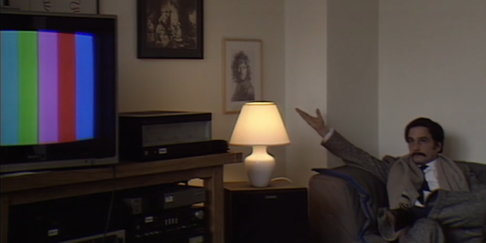 """image of the Close-Up on Jean-Luc Godard's """"The Rise and Fall of a Small Film Company"""""""