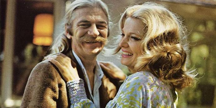 """image of the Close-Up on John Cassavetes's """"Minnie and Moskowitz"""""""