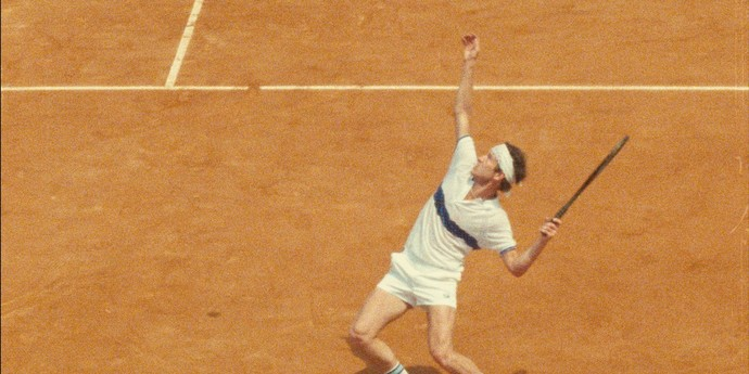 """image of the Review: A Straight Ace—""""John McEnroe: In the Realm of Perfection"""""""