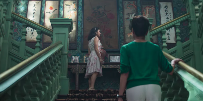 """image of the Review: Living in a Material World—Jon M. Chu's """"Crazy Rich Asians"""""""