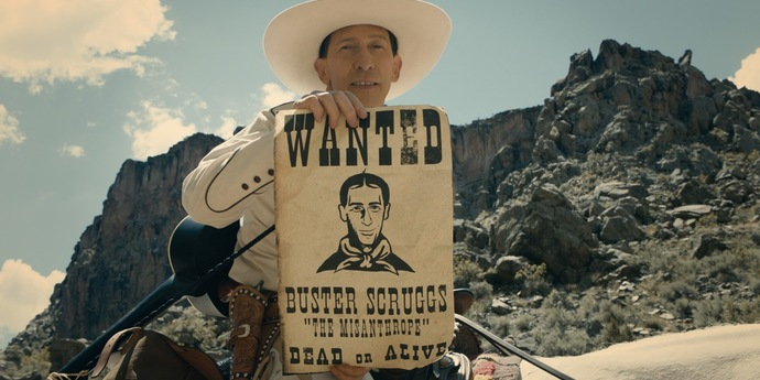 """image of the Venice: The Coen Brothers' Off-Kilter Tales of the West in """"The Ballad of Buster Scruggs"""""""