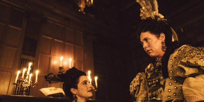 """image of the Venice: Ruthlessness Rules in Yorgos Lanthimos' Tragicomic """"The Favourite"""""""
