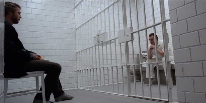 "image of the Close-Up on Michael Mann's ""Manhunter"""