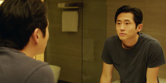 """image of the The Genius of Casting Steven Yeun in Lee Chang-Dong's """"Burning"""""""