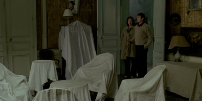 image of the Outside Looking In: The Films of Claude Chabrol