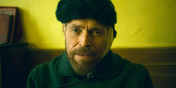 """image of the NYFF:  Julian Schnabel's """"At Eternity's Gate"""""""