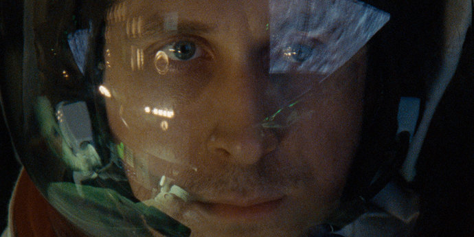 """image of the Review: The Radical Subjectivity of Damien Chazelle's """"First Man"""""""