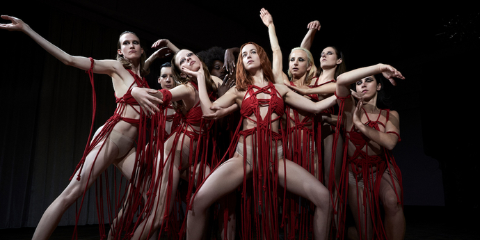 image of the The Doomed Devotion of Dance Cinema