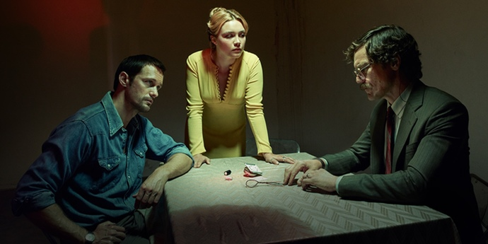 """image of the Shadow Play: Park Chan-Wook's """"The Little Drummer Girl"""""""
