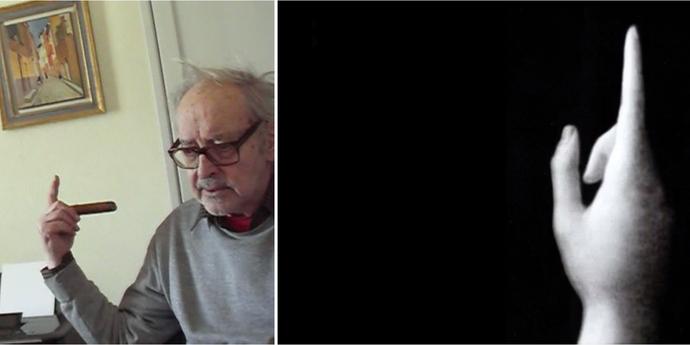 image of the Jean-Luc Godard (2018): Words Like Ants