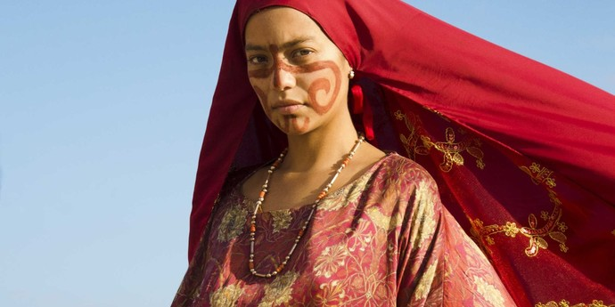 """image of the Review: Capitalism and Culture Collides in """"Birds of Passage"""""""