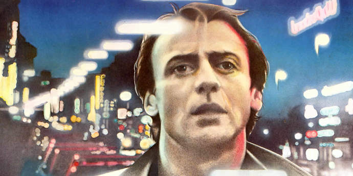 image of the Movie Poster of the Week: The Illustrated Bruno Ganz