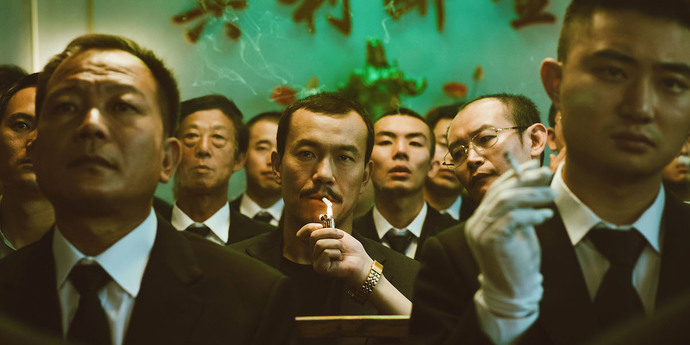"""image of the The Current Debate: Jia Zhangke Tracks China's Rapid Changes in """"Ash Is Purest White"""""""