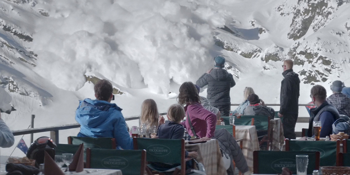 image of the Video Sundays: Briefly Convinced—Dad Abandons Family During Avalanche