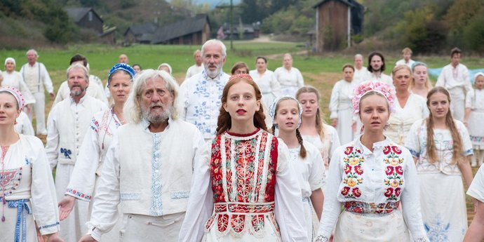 """image of the Review: Ari Aster's Ritual of Horror in """"Midsommar"""""""