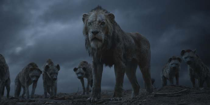 """image of the Under Childhood: """"The Lion King"""" and Reconsidering Evil"""
