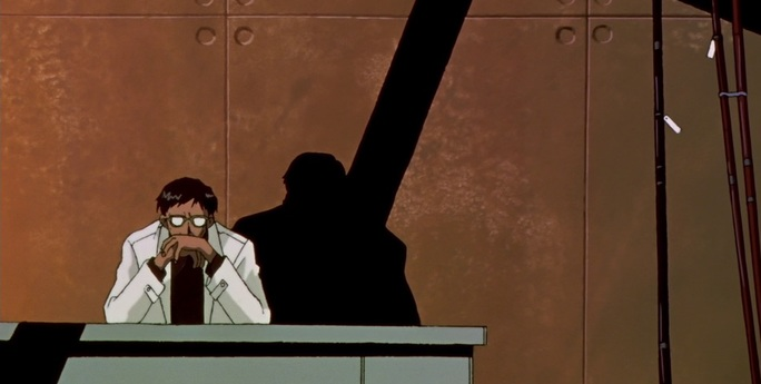 """image of the """"Neon Genesis Evangelion,"""" Episodes 21–22: Like a Prayer"""