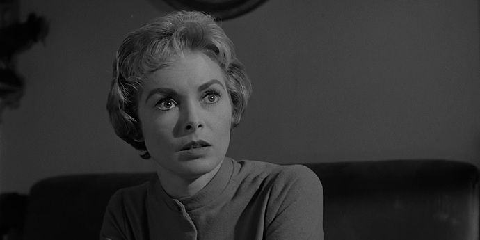 """image of the The Split Personality of a Classic: Close-Up on Alfred Hitchcock's """"Psycho"""""""