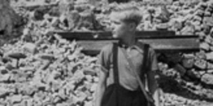 image of the Some Kind of Realism: Rossellini's War Trilogy