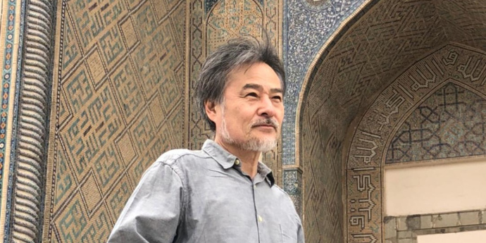 """image of the Two Weeks in Another Town: Kiyoshi Kurosawa Discusses """"To the Ends of the Earth"""""""