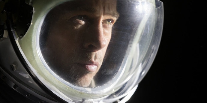 """image of the Review: Into the Black — James Gray's """"Ad Astra"""""""