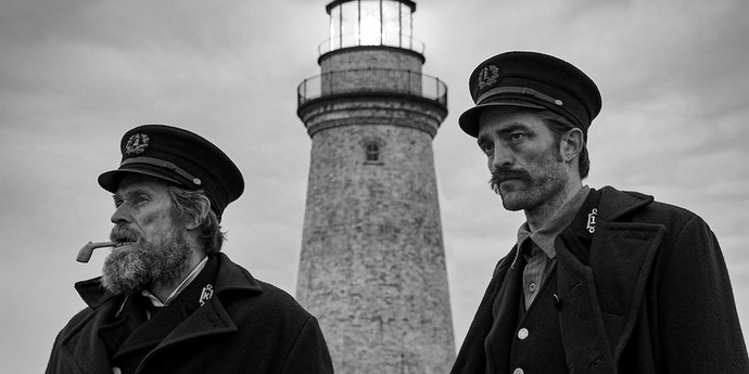"""image of the Review: The Light is Mine—Robert Eggers' """"The Lighthouse"""""""