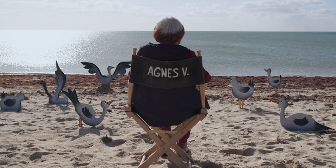 image of the Agnès Varda: We Are All Minuscule in the Universe