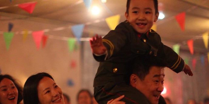 """image of the A Real Chinese Story: Wang Xiaoshuai Discusses """"So Long, My Son"""""""