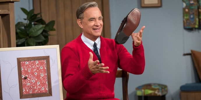 image of the Nice Guy: The Affable Tom Hanks
