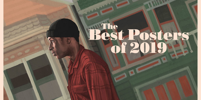 image of the The Best Movie Posters of 2019