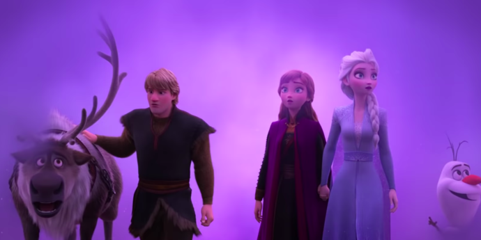 """image of the Under Childhood: Mixed Emotions and Bittersweet Choices in """"Frozen 2"""""""