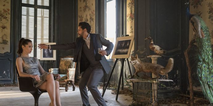 """image of the Clara Van Gool Introduces Her Film """"The Beast in the Jungle"""""""