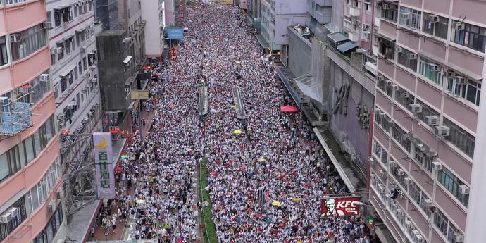 image of the Hong Kong's Ordinary Heroes