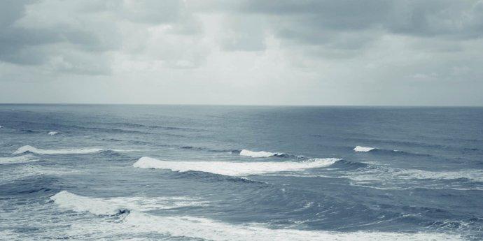 "image of the The Circle Expands: Sky Hopinka's ""maɬni – towards the ocean, towards the shore"""