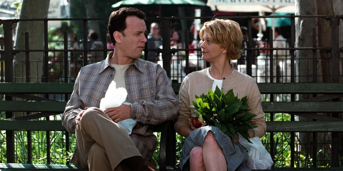 """image of the Elizabeth Sankey Introduces Her Film """"Romantic Comedy"""""""