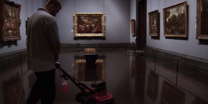 """image of the """"National Gallery"""" in One Shot"""