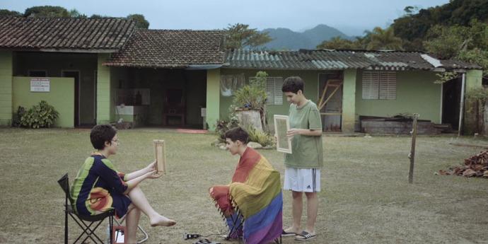 image of the Brazilian Cinema Showcase: Figures of Crises and Resilience