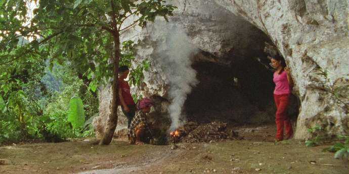 """image of the Truong Minh Quý Introduces His Film """"The Tree House"""""""