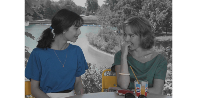 """image of the Video Essay: Like Watching Paint Dry - Éric Rohmer's """"My Girlfriend's Boyfriend"""""""