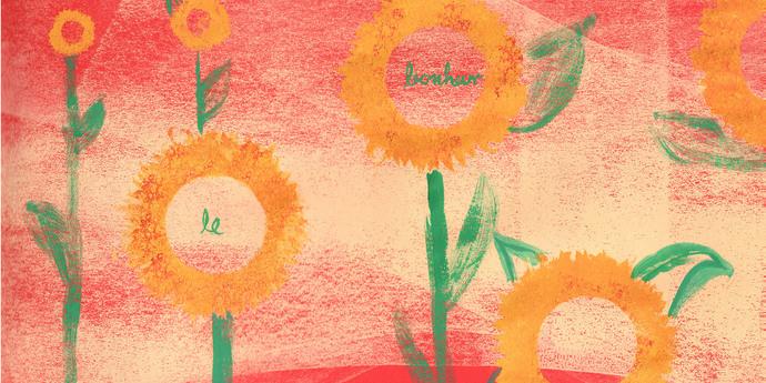 "image of the Full Bloom: Sunflowers in Agnès Varda's ""Le bonheur"""