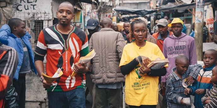 image of the The Best Thing About African Film This Year? Documentaries