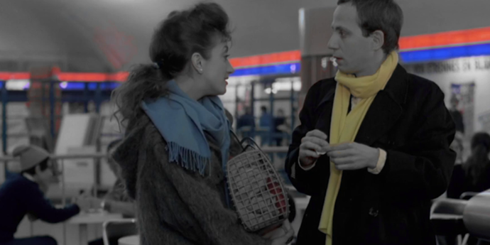"""image of the Video Essay: Like Watching Paint Dry Part 2 - Éric Rohmer's""""Full Moon in Paris"""""""