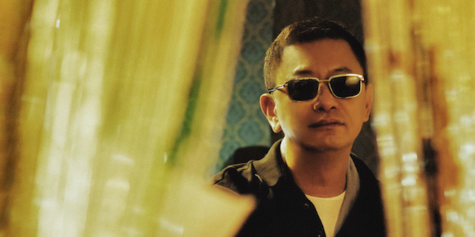 image of the 5 Questions for Wong Kar Wai