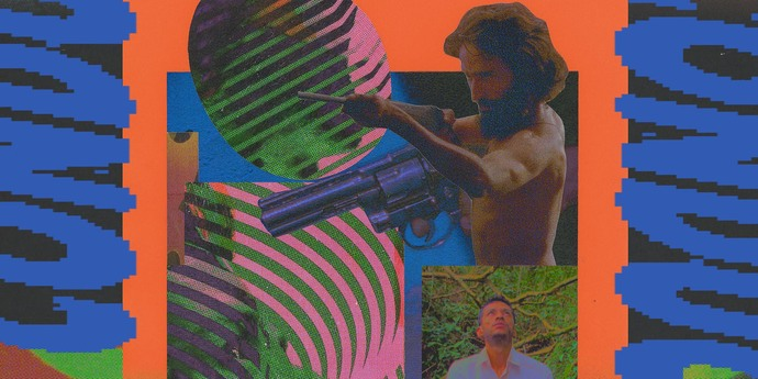 """image of the MUBI Poster of the Month: Chris Burnett x """"Los Conductos"""""""