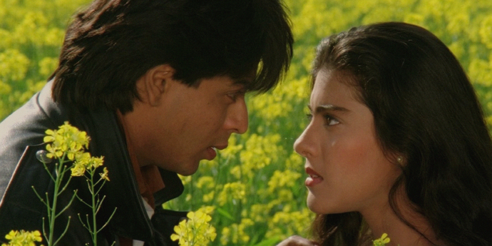 """image of the MUBI Podcast: Episode 2 - India's 25-year (and counting) marriage to """"DDLJ"""""""