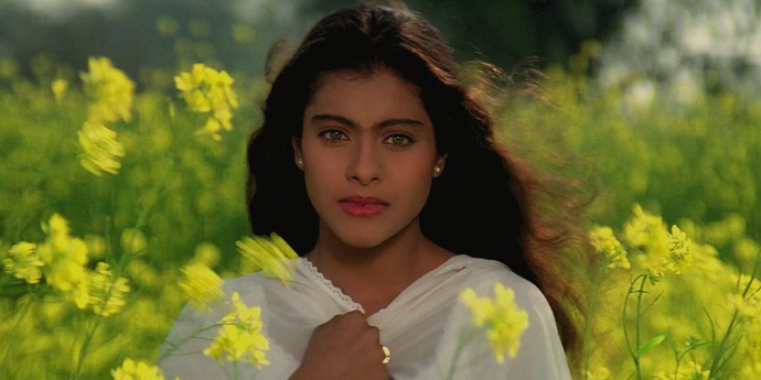 """image of the MUBI Podcast Expanded: """"Tradition and Modernity, Fear and Comfort,"""" an excerpt from """"DDLJ: A Modern Classic"""""""